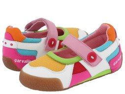 Garvelin Kids Toddlers preppy shoes
