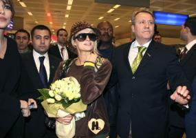Paris hilton hits Turkey #2
