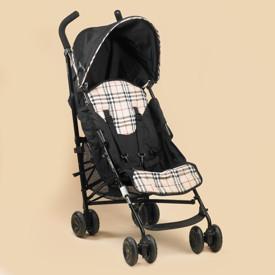 Burberry Nova stroller at Saks