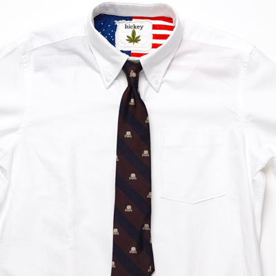 Hickey Freeman tie