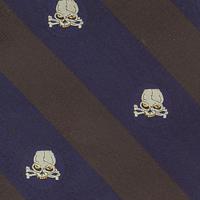 Hickey Skulls Tie