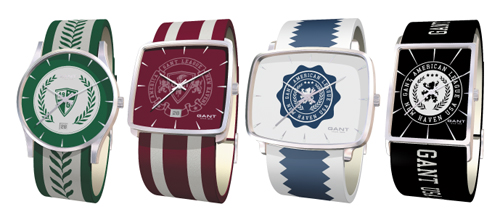 Gant Univerisyt Watch Collection