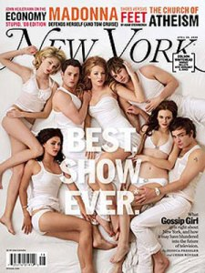 NY Mag Gossip Girls cover story