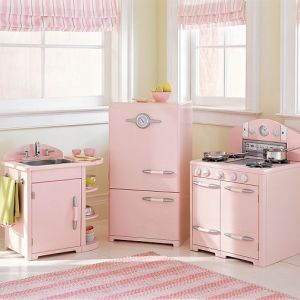 PB Kids Pink Kitchen