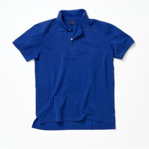 Hickey Freeman Blue Polo shirt