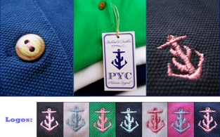 Phoenix Yacht Club Polo Colors