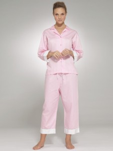 Natori Heavenly Capri PJs at Saks 5th Fifth Avenue