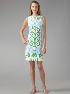 Tory Burch Carly Sheath Dress on sale Saks 5th Fifth Avenue