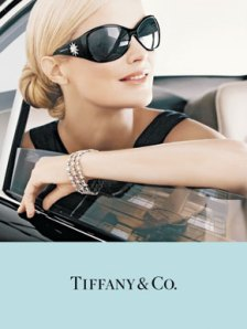 Tiffany Glasses ad