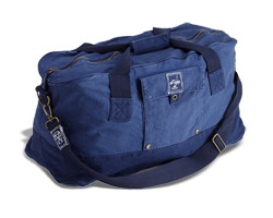 Sperry Topsider Cotton Duffle