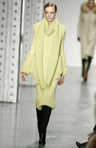 Jonathan Saunders Fall Line 08/09 Dress