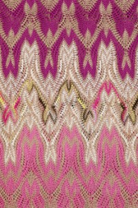Missoni Knit Shawl Wrap