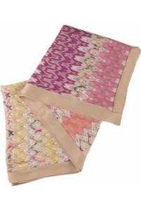 Missoni Knit Shawl Wrap