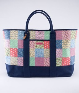 Vineyard Vines Weekender Patchwork Tote