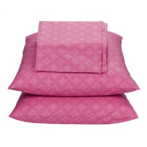 Sami Hayek™ for Target® 220-Thread Count Sheet Set - Pink Star