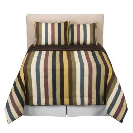 Sami Hayek™ for Target® Stripe Comforter Set - Brown