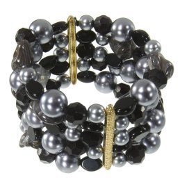 Target Jewelry 5-Row Stretch Bracelet