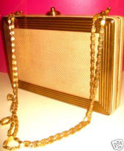 Judith Leiber Bag on Ebay