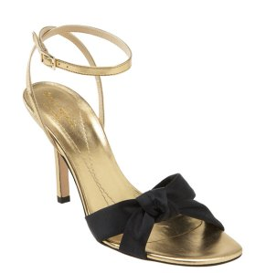 Kate Spade Loupe shoe at Nordstrom - Gold & Black