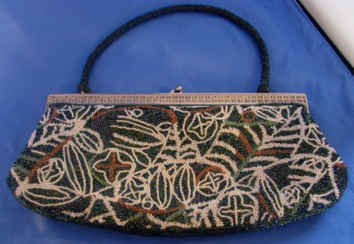 Antique Beadsed Purse Auction on eBay
