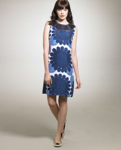 Tory Burch Hollie Dress at bergdorf Goodman