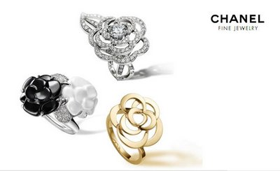 Chanel Fine Jewelry print ad