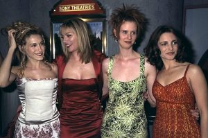 SATC Sex and the City First Season one 1