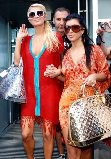 The Anti Prep Kim Kardashian & Paris Hilton