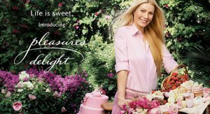 Gwyneth Paltrow Pleasures Life is Sweet