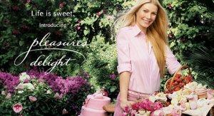 Gwyneth Paltrow Pleasures Life is Sweet