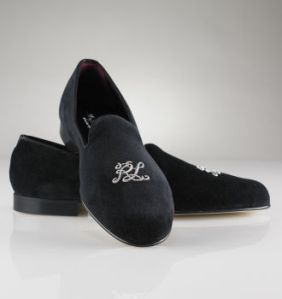 Ralph Lauren Polo Christow Slipper