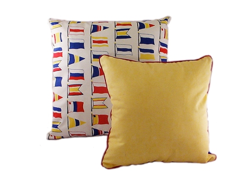 Regatta Pillow Collection at PreppyPrincess.com