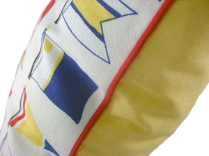 Regatta Pillows Collection by PreppyPrincess.com
