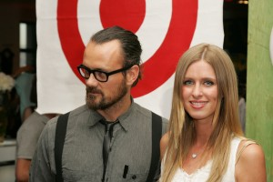 Nicky Hilton & Rogan Gregory at Rogan for Target Barneys debut