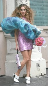 SATC Sex and the City Hideous Outfit #1