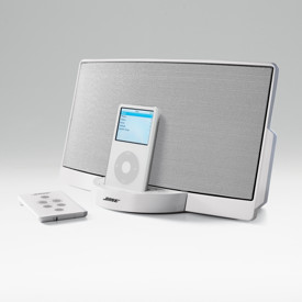 Bose SoundDock Digital Music System - White at Saks fifth 5th Avenue