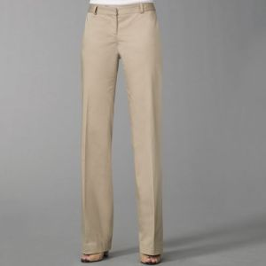 Burberry Neaton Classic Chino Khaki Pants at Saks Fifth 5th Avenue