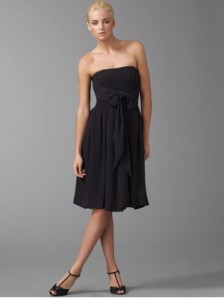 Armani Collezioni Black Dress on sale at Saks Fifth 5th Avenue