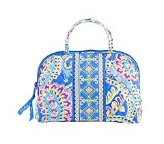 Vera Bradley Capri Blue Cosmetic Purse