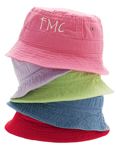 Garnet Hills Kids Bucket Hat