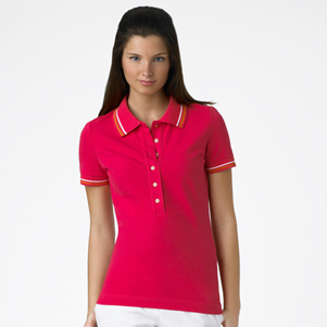 Tory Burch Trimmed Polo