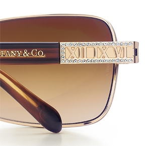 Tiffany Atlas Aviator Sunglasses