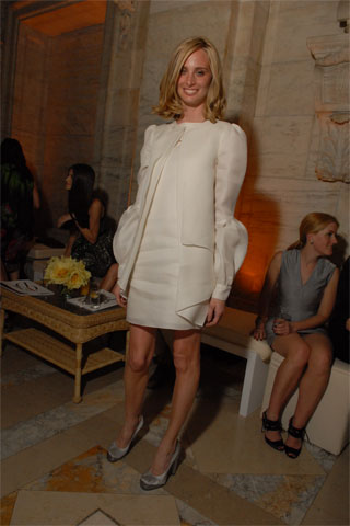 Lauren Santo Domingo at CFDA awards
