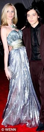 Nina Ricci Gown #2 Lauren Santo Domingo