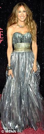 Nina Ricci Gown #3 SJP Sarah Jessica Parker