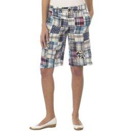 Target Merona Madras shorts
