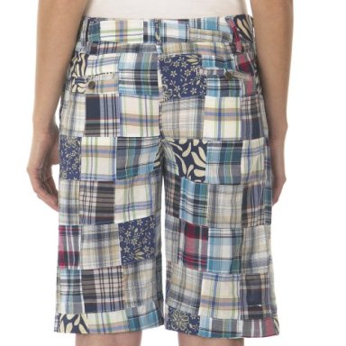Merona Madras shorts at Target