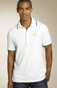 Lacoste \'75th Anniversary\' Retro Fit Piqué Polo at Nordstrom