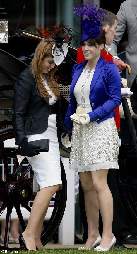 Royal Ascot Princess Eugenie Dress Scandal