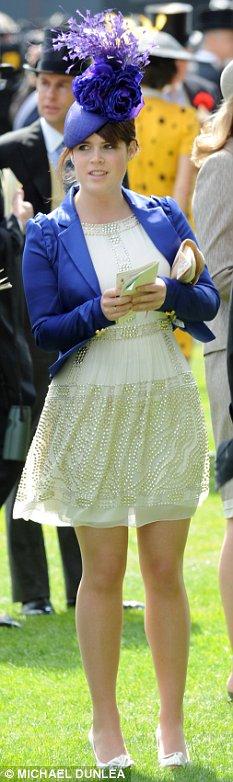 Princess Eugenie Royal Ascot Dress To Do